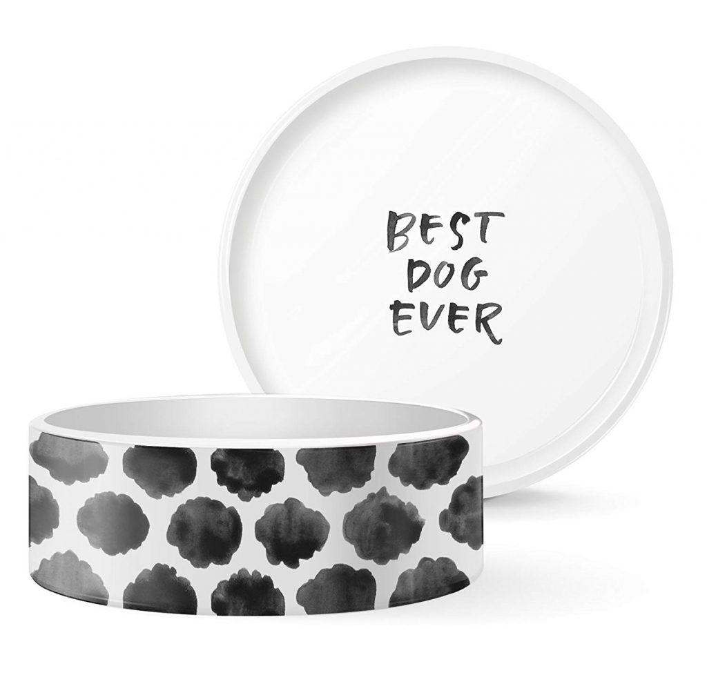 Fringe Dog Bowl