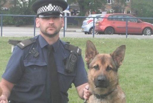 police-dog-dies